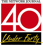 Hank Torbert Forty under Forty Award logo